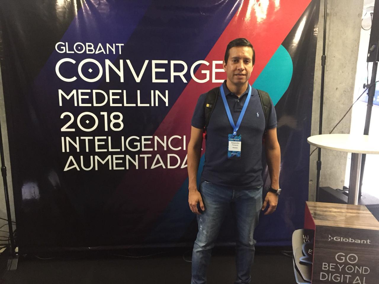 CONVERGE MED | SEPT 2018 – Globant