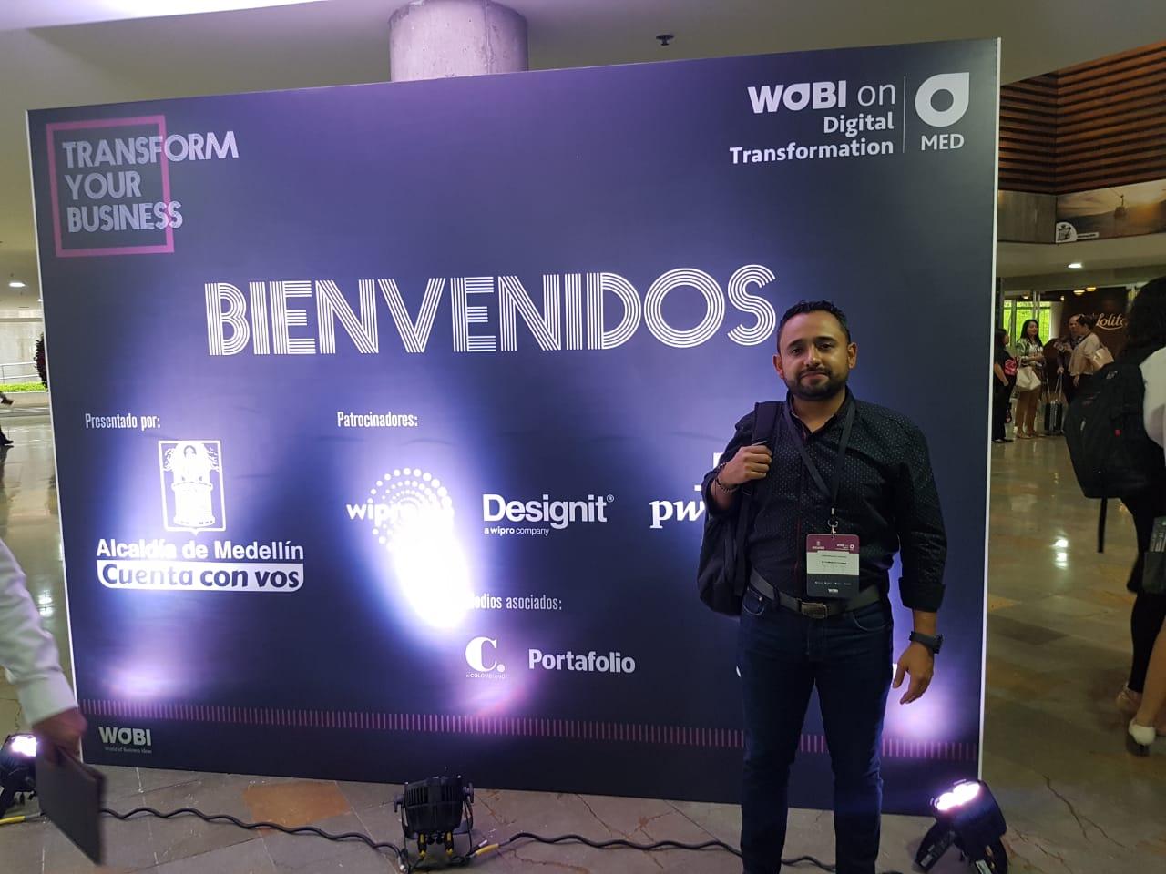 WOBI en Medellín 2019